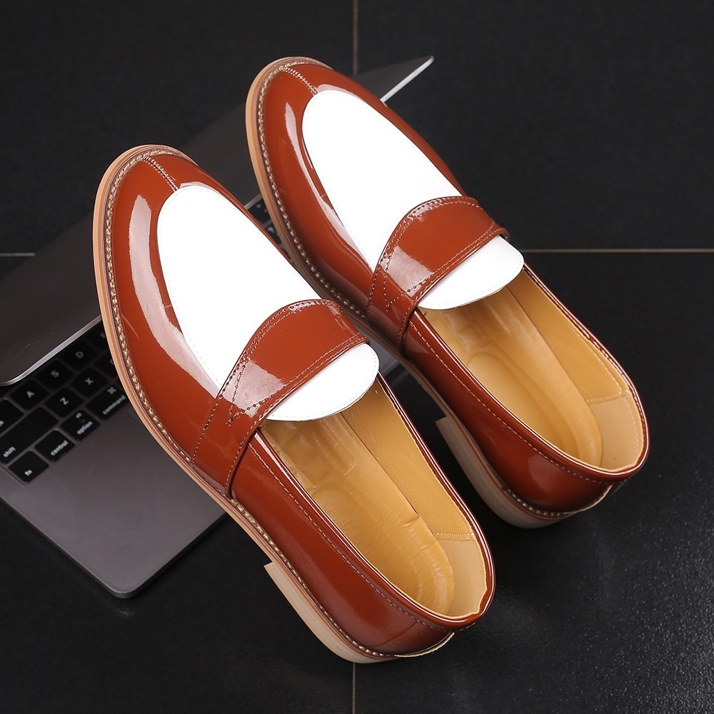 Business Leather Shoes Party Shoes