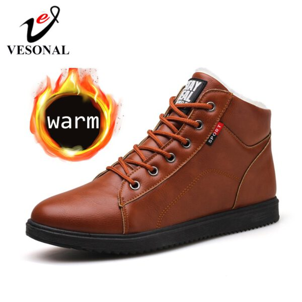 Ankle Snow Boots Casual Boots