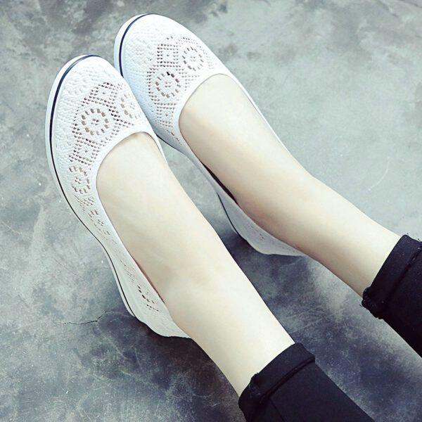 Canvas Nurse Shoes Casual Shoes