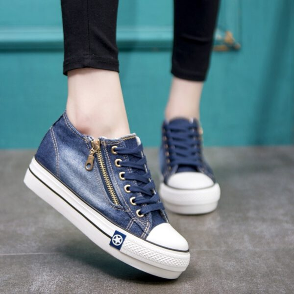 Canvas Shoes Women Sneakers