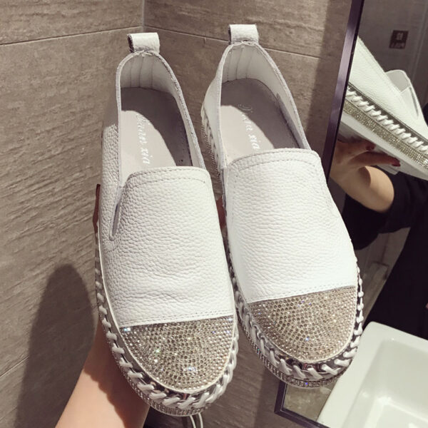 Espadrilles Shoes Ladies Loafers