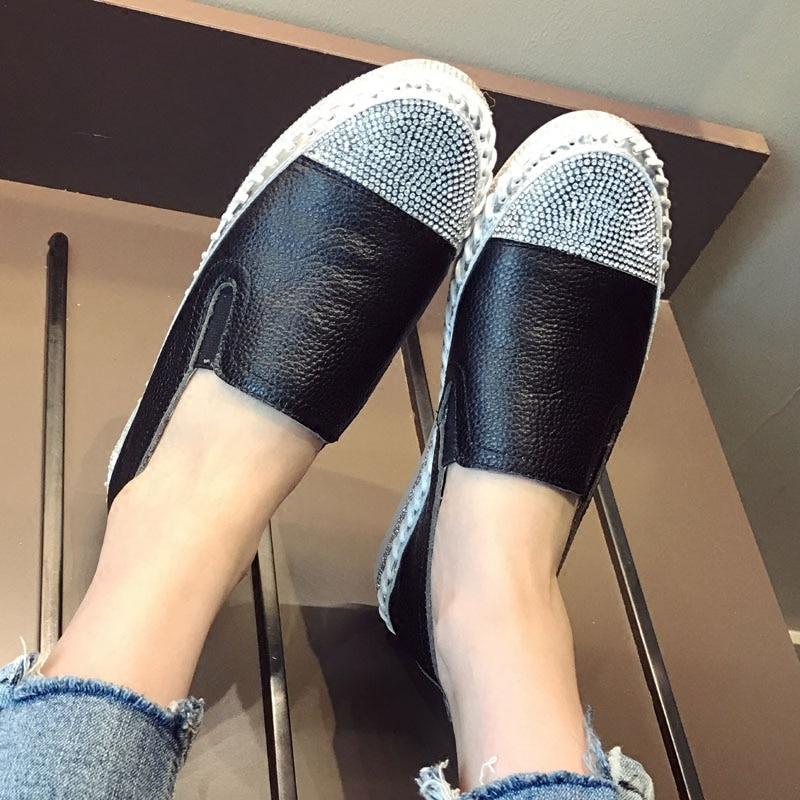 Espadrilles Shoes Ladies Loafers