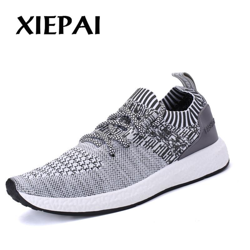 Fashion Sneakers Man Socks Shoes
