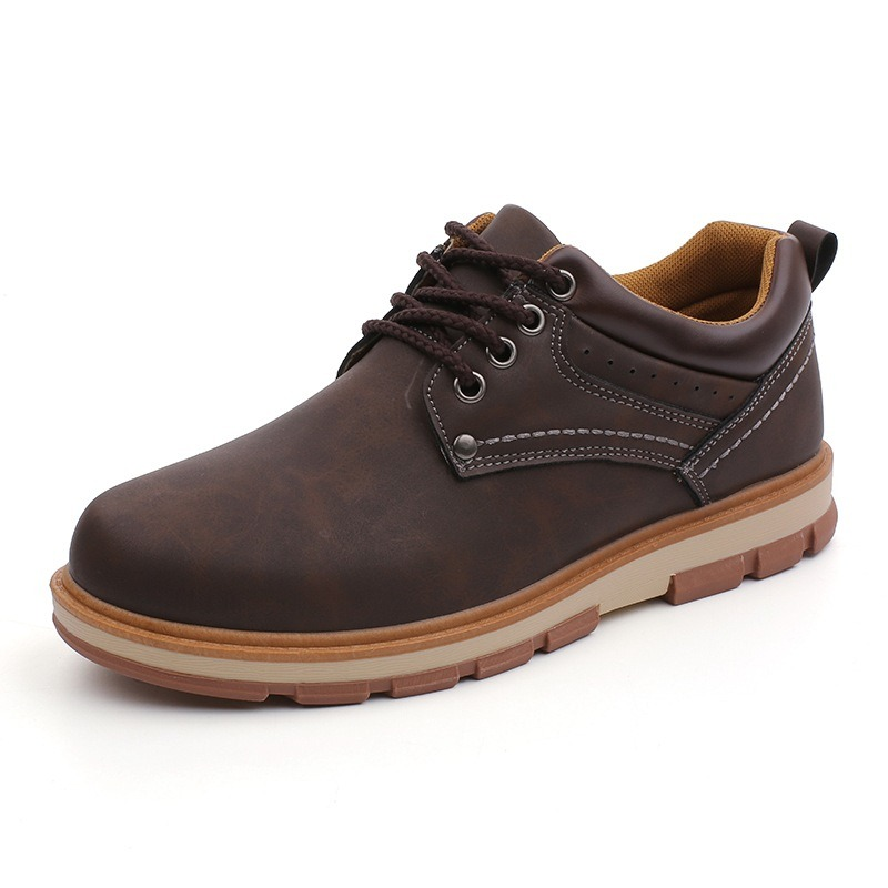 Men's Casual Shoes Leather Shoes