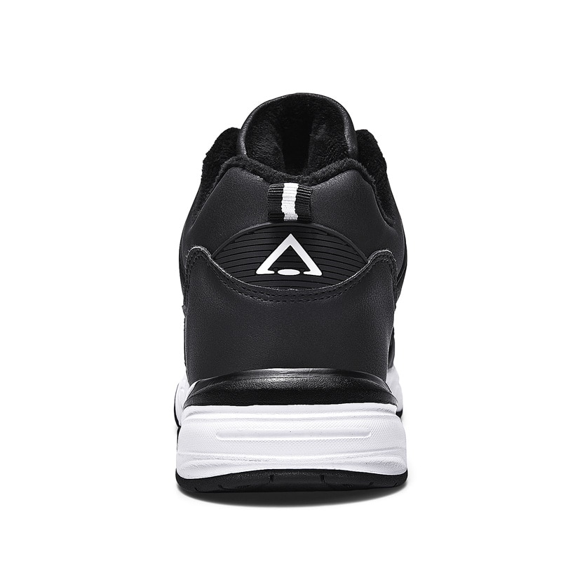 Men's Winter Shoes White Sneakers