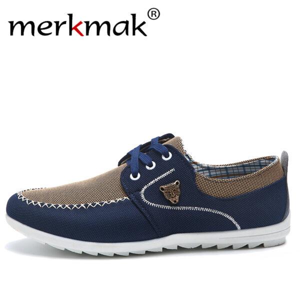 Men Casual Shoes Comfortable Man Footwear