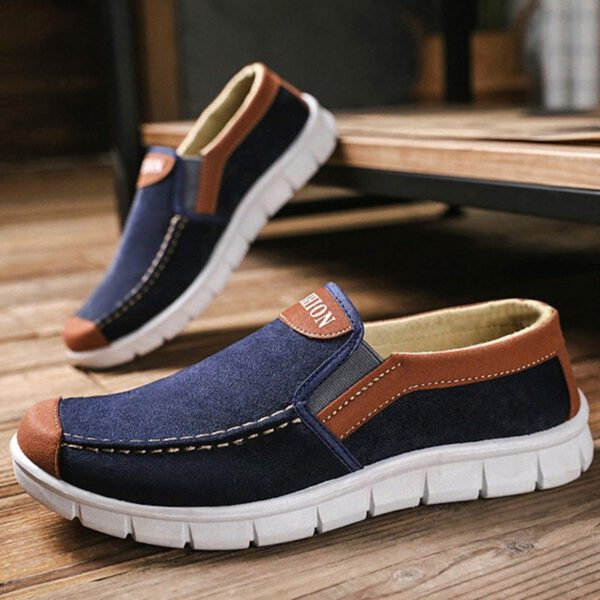 Men Casual Shoes Light Loafers