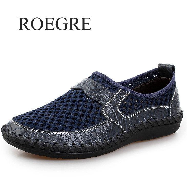 Men Shoes Breathable Mesh Shoes