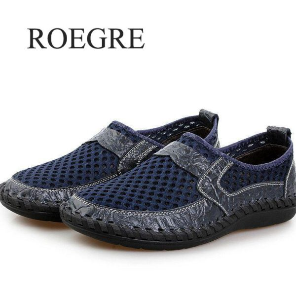 Men Shoes Breathable Mesh Shoes