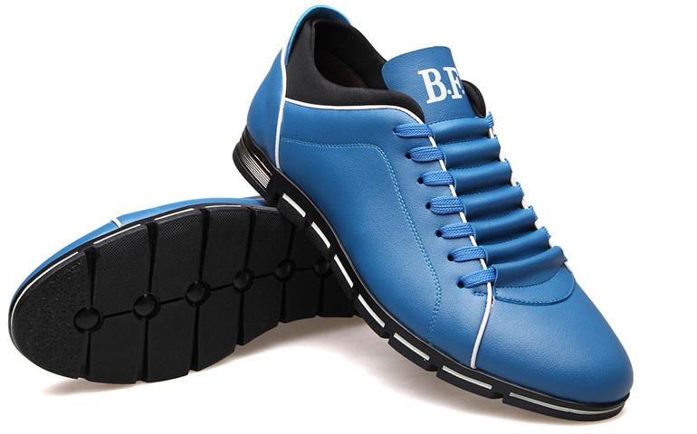 Men Shoes Casual Leisure Shoes Leather Shoes