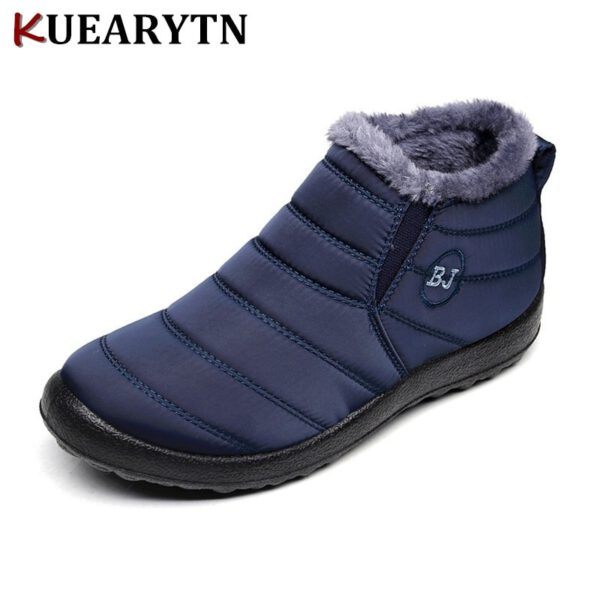 Men Winter Shoes Snow Boots