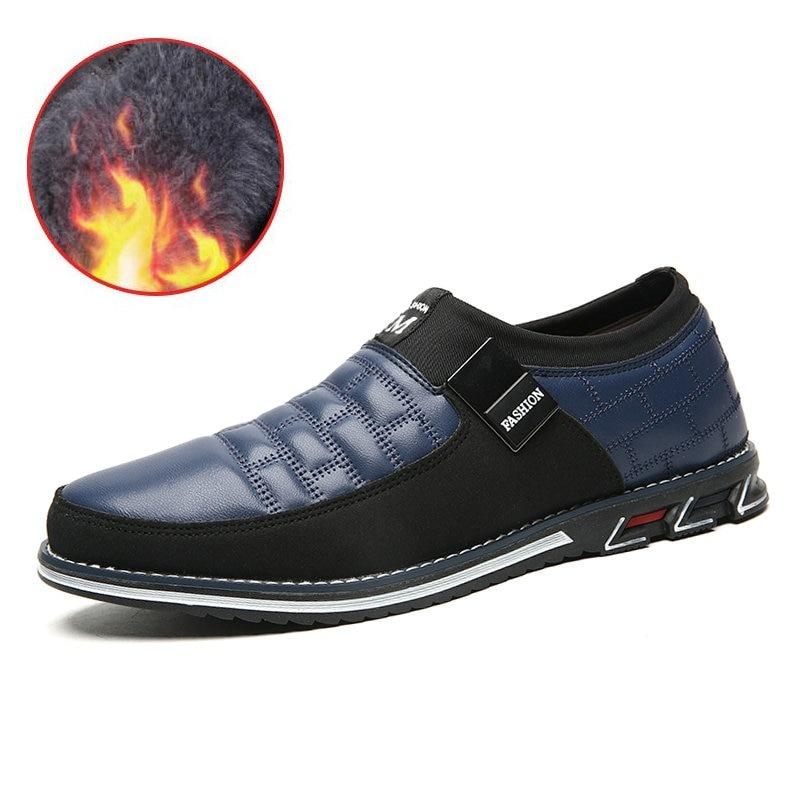 Oxfords Leather Men Shoes