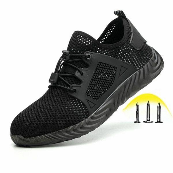 Ryder Shoes Men Work Safety Shoes