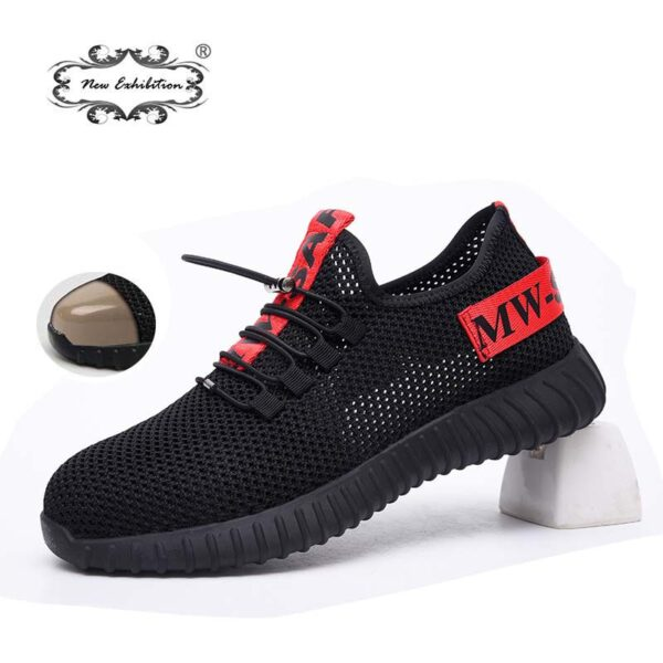 Safety Shoes Construction Work Sneaker