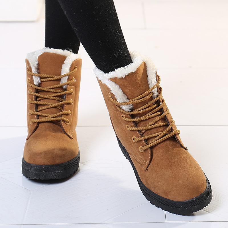 Snow Boot Women Winter Shoes