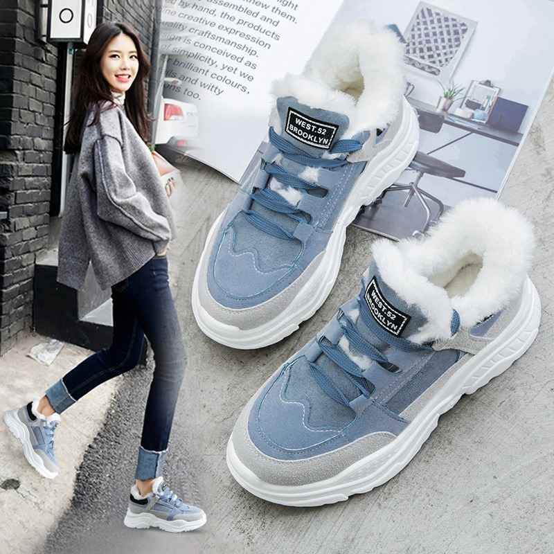 Snow Boots Casual Sneakers