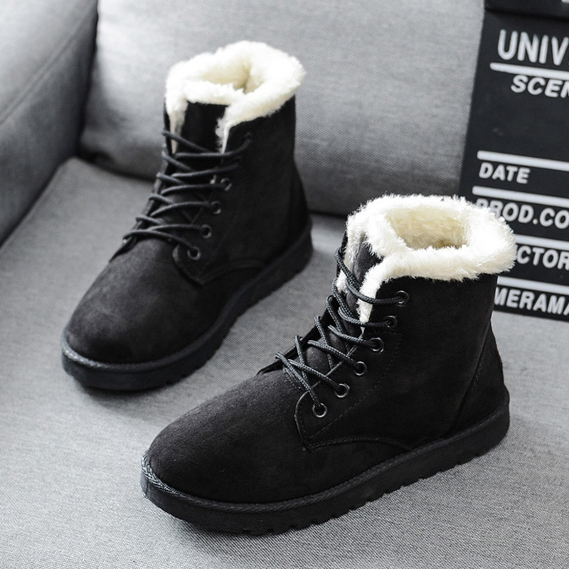 Snow Boots Cotton Winter Boots