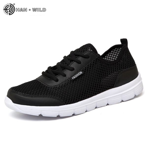 Summer Sneakers Breathable Casual Shoes