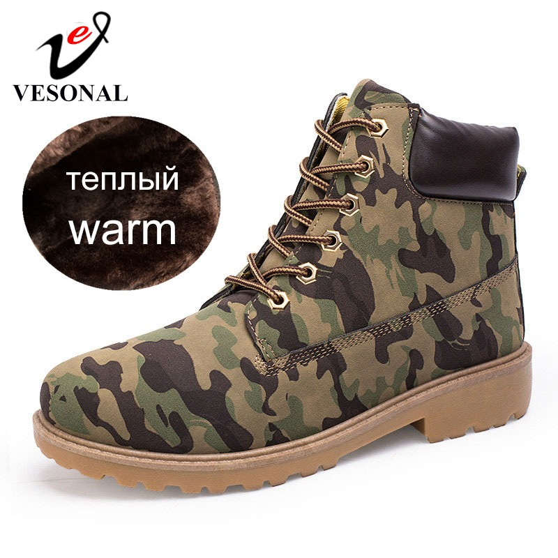 Unisex Ankle Boots Casual Shoes