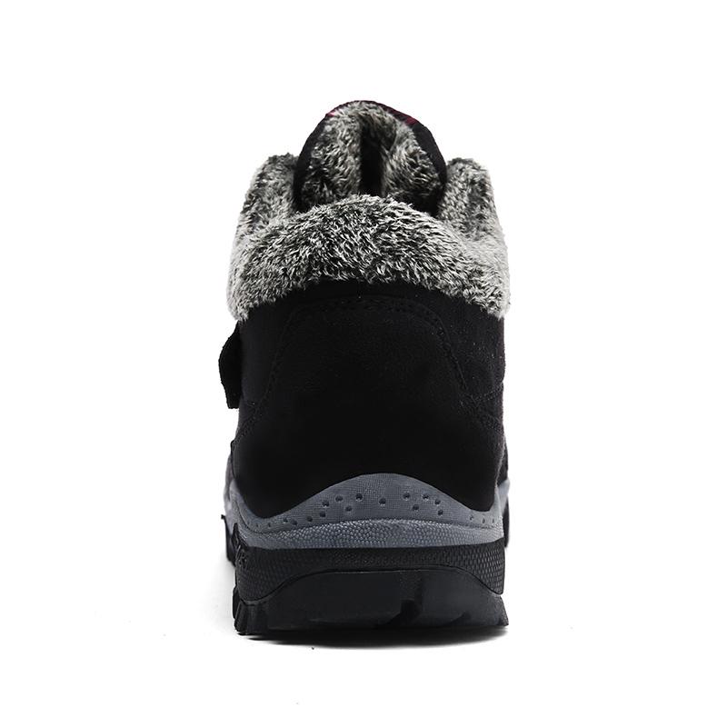 Warm Snow Boots Men Winter Shoes