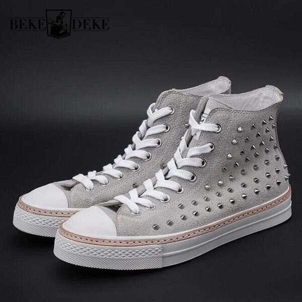 Winter Casual Shoes Platform Sneakers