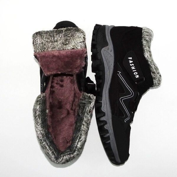 Winter Warm Ankle Snow Boots