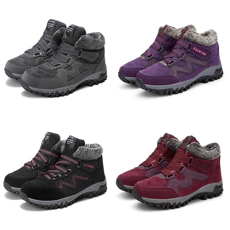 Winter Women Boots Snow Sneakers