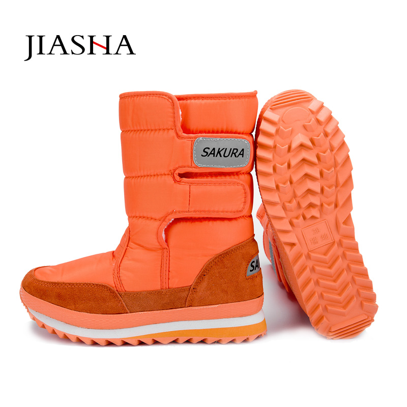 Women Boots Thickening Warm Snow Boots