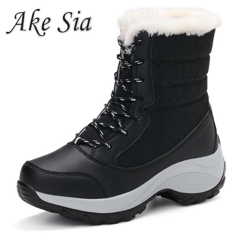 Women Boots Winter Shoes