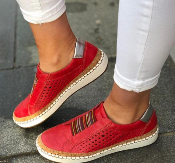 Women Flat Shoes Ladies Loafers