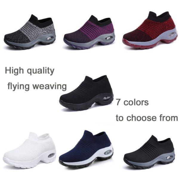 Women Platform Shoes Dance Shoes