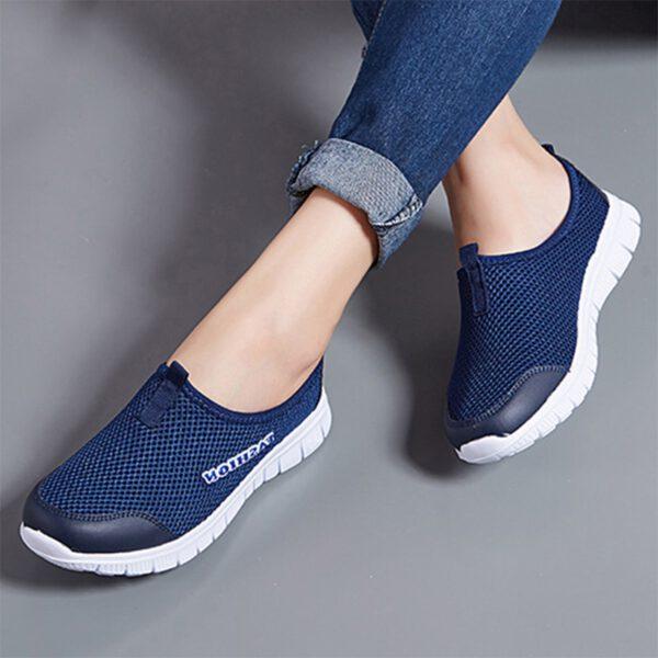 Women Sneakers Flat Loafers